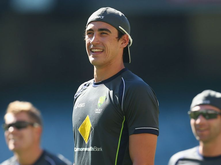 Mitchell Starc: Calf trouble