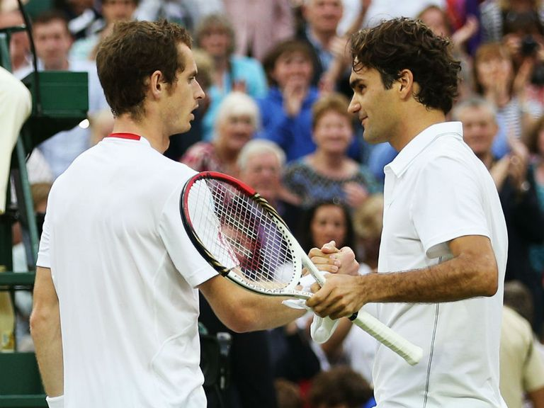 Just two of the last 10 Murray-Federer clashes have featured a tie-break