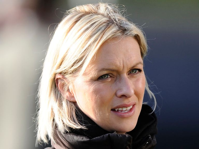 Rebecca Curtis: Heading straight to Aintree with Teaforthree