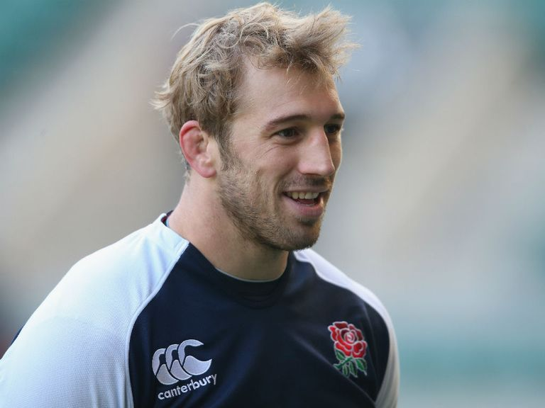Chris Robshaw: Still England captain
