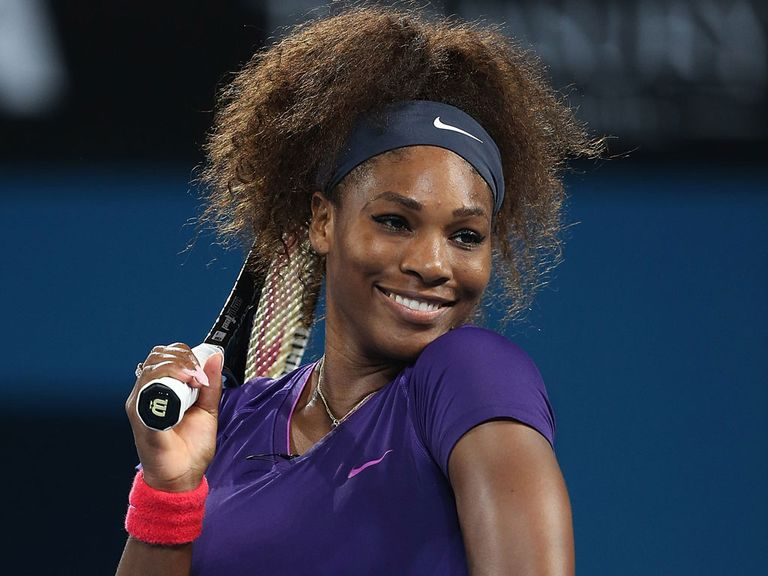 Serena Williams: Worthy Australian Open favourite