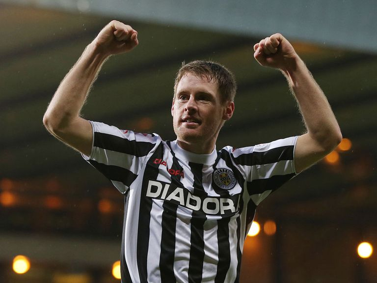 David van Zanten: New deal for St Mirren defender