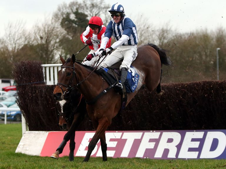 Teaforthree: Taken to win the John Smith's Grand National
