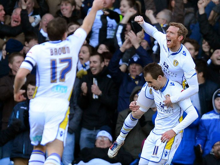 Leeds proved too good for Tottenham