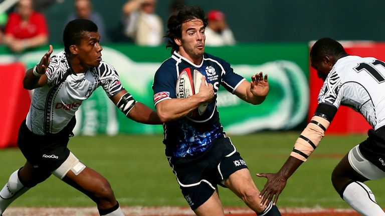 Colin Gregor: Looking forward to the Las Vegas Sevens