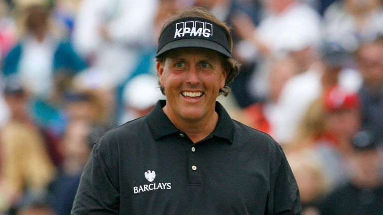 Phil Mickelson: A two-time winner at Riviera