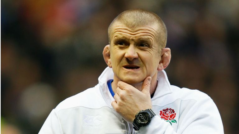 Graham Rowntree: Sees room for improvement