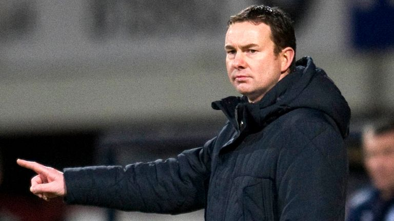 Derek Adams ready to keep fighting for a European place
