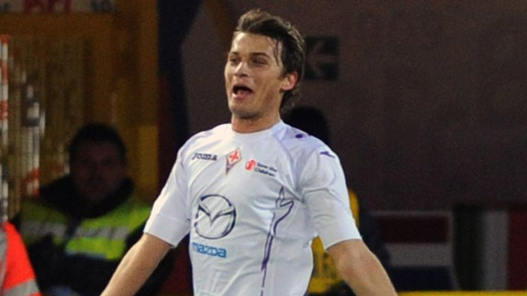 Adem Ljajic: Fiorentina attacker has been linked with AC Milan