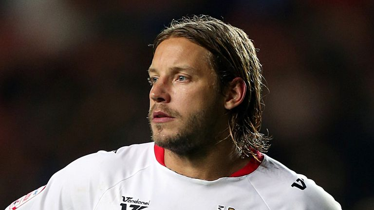 Alan Smith: Set to miss a number of crucial games
