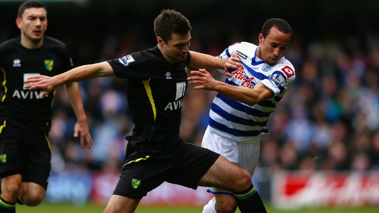 Andros Townsend: Determined to prove his worth during loan spell at Loftus road