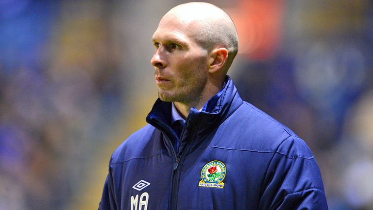 Michael Appleton: Blackburn boss could not fault his the effort of his players