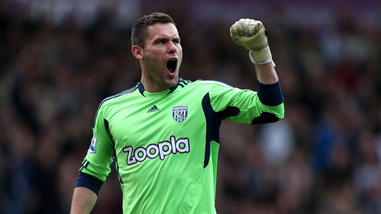 Ben Foster: May be back in the England fold next month
