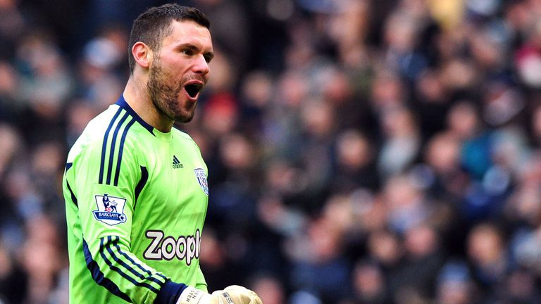 Ben Foster: West Brom goalkeeper could be set for England return