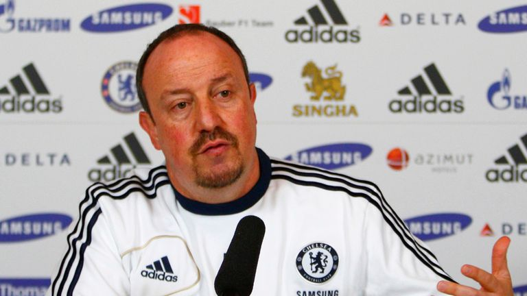 Rafael Benitez: Says Chelsea's fixture congestion should be welcomed as a sign of success