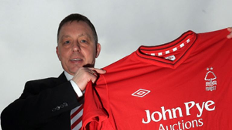 Billy Davies: Nottingham Forest boss looking to work with those already at his disposal