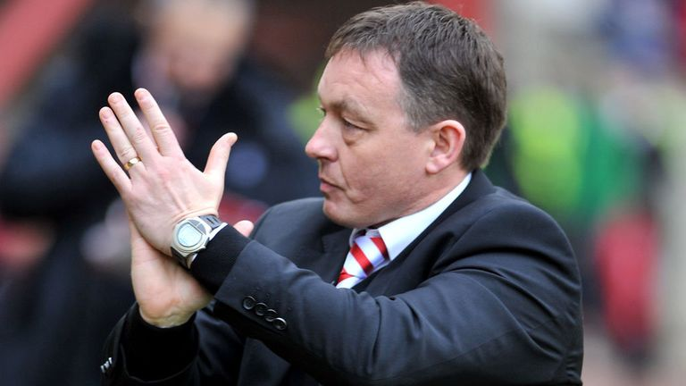 Billy Davies: Delighted Nottingham Forest remain in the hunt for promotion