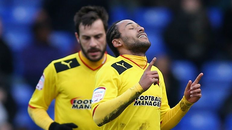 Ikechi Anya: Says most of Watford's loanees would be happy to stay