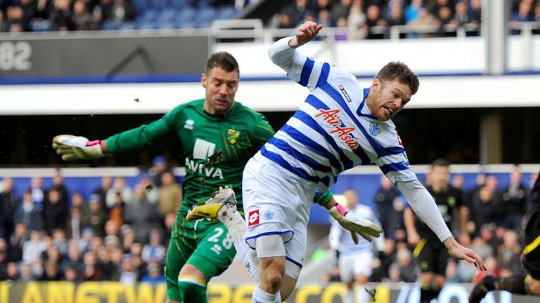 Jamie Mackie won QPR's penalty which was missed by Adel Taarabt