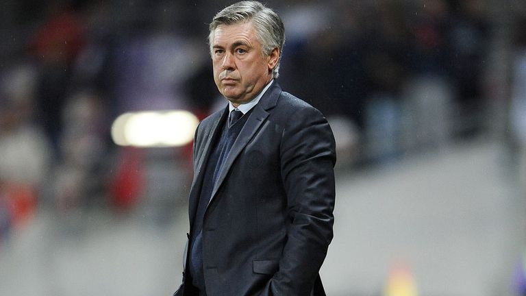 Carlo Ancelotti: Insists he has yet to make a decision on his future.