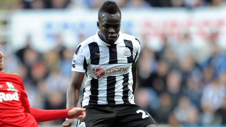 Cheick Tiote: Has had his car taken by police