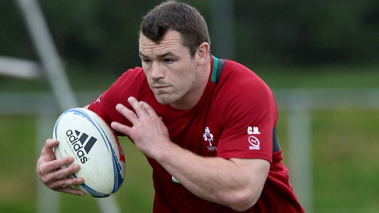 Cian Healy: Could get an extra game in before ban starts