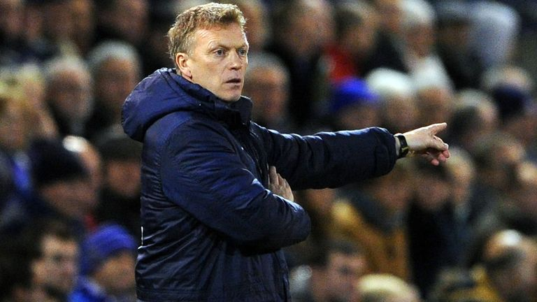David Moyes: Everton boss has set his sights on FA Cup glory