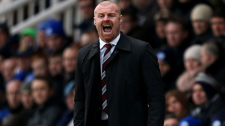 Sean Dyche: Good and bad for us
