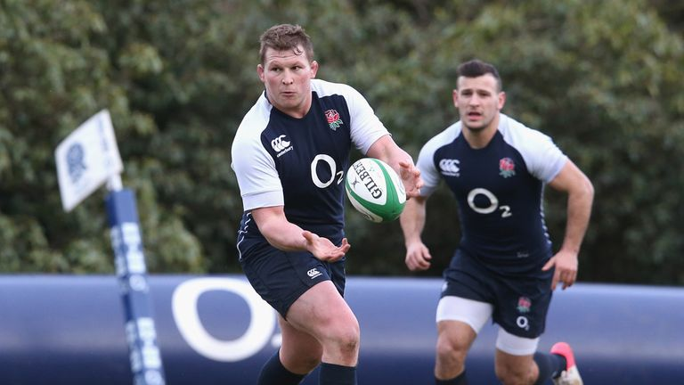 Hartley: added oomph for England?