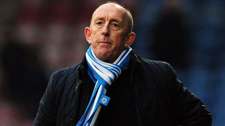 Mark Lillis: Impressing at the Huddersfield helm