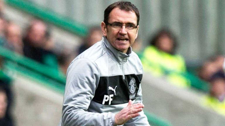 Pat Fenlon: Hibernian manager keen to end hoodoo