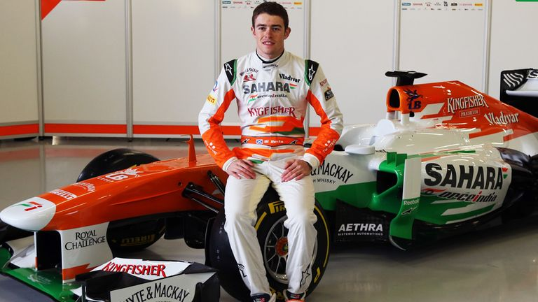 Paul di Resta: Targeting points at every race