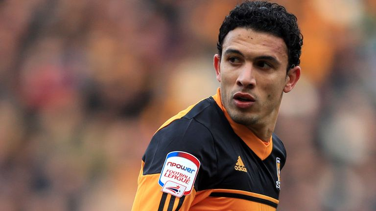 Gedo: Enjoying life at Hull since moving on loan from Al Ahly until the end of the season