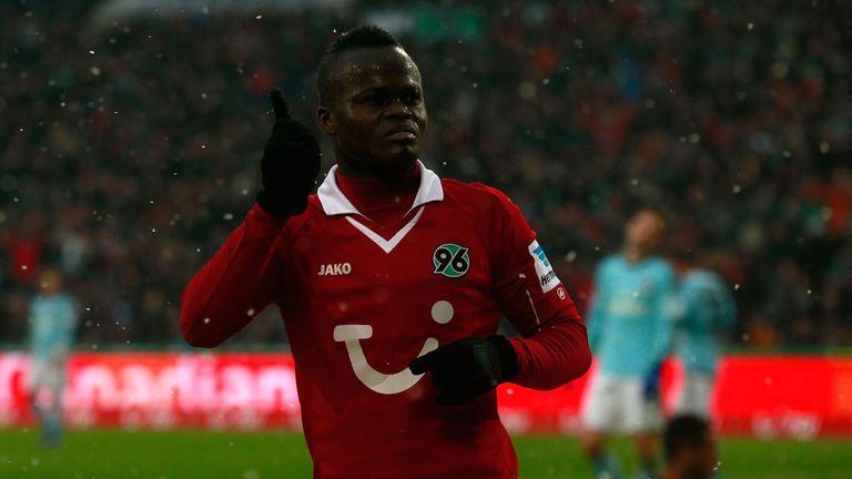 Didier Ya Konan: Ankle injury