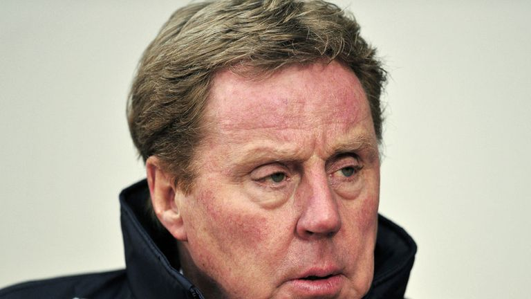 Harry Redknapp: Twelve-month spell in charge of Southampton ended in relegation