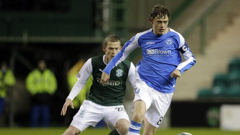 Murray Davidson: Keeping his options open