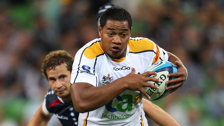 Ita Vaea: Will miss the whole of the season