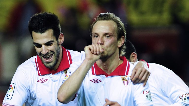 Ivan Rakitic: Wants Sevilla to invest in team