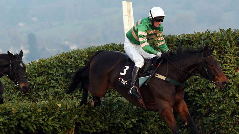 JT McNamara: Back in time for Cheltenham