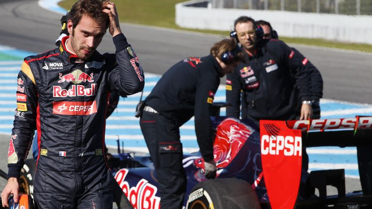 Jean-Eric Vergne: A breakdown at the end of the pitlane couldn't dent his optimism