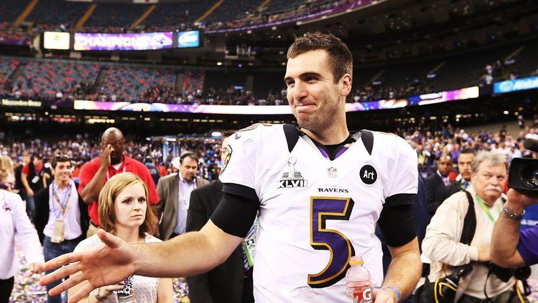 Joe Flacco: Deserved winner of Super Bowl MVP award