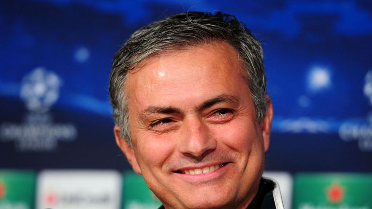 Jose Mourinho: Back in Portugal