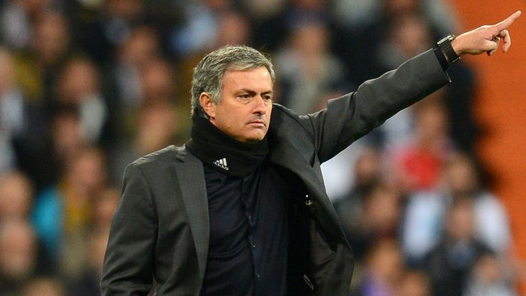 Jose Mourinho: Ruled out of a return to Inter