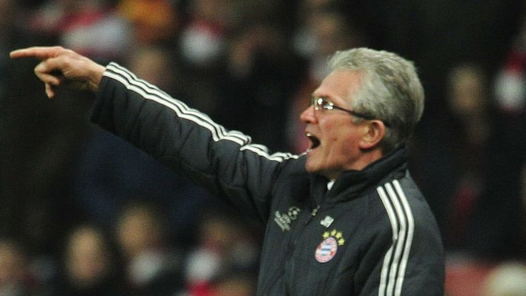 Jupp Heynckes: Saw his side dominate Juventus