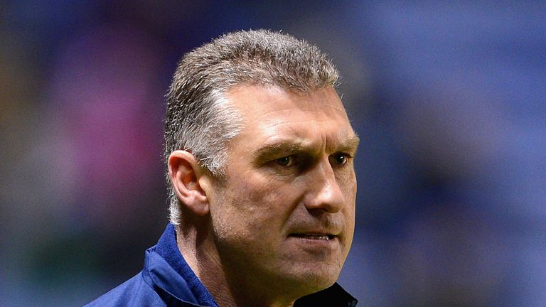 Nigel Pearson: Isn't ruling out signing a player on loan