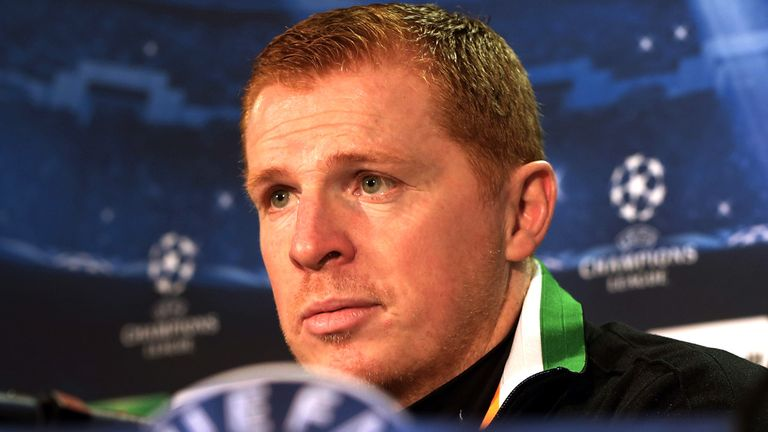 Neil Lennon: Celtic boss warns Juventus not to underestimate his side