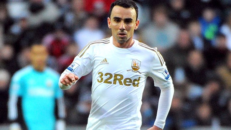 Leon Britton: Not giving up hope of late England call-up