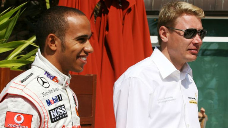Mika Hakkinen: Says Lewis Hamilton is thinking long-term
