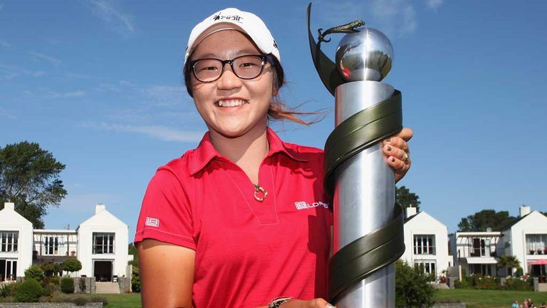 Lydia Ko: Youngest winner on European and LPGA Tours