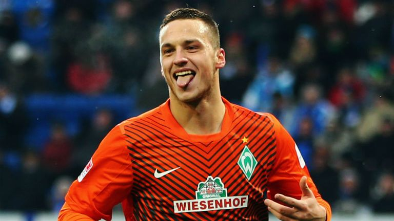 Marko Arnautovic: Werder Bremen striker has apparently turned down the chance to join Celtic